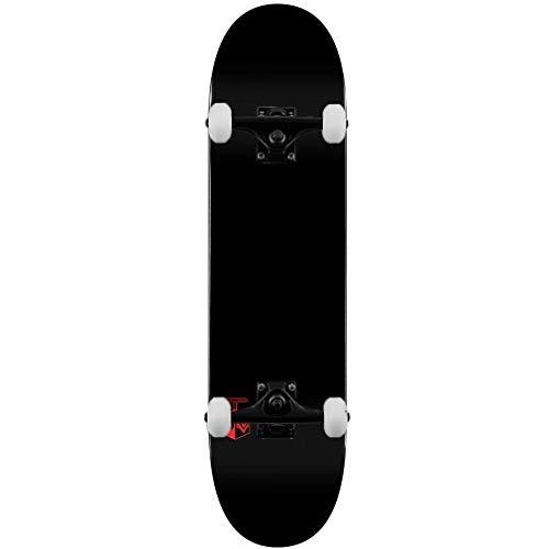 Mini Logo Skateboard complet Chevron Detonator Birch 20 243 Noir Solide 8,25\