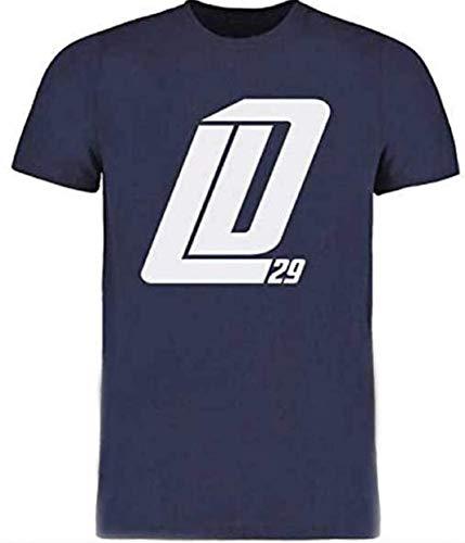 Scallywag® Eishockey T-Shirt Leon Draisaitl Dickes LD29 I Größen XS - 3XL I A BRAYCE® Collaboration (offizielle LD29 Kollektion vom NHL Edmonton Oilers Star) (XXL)