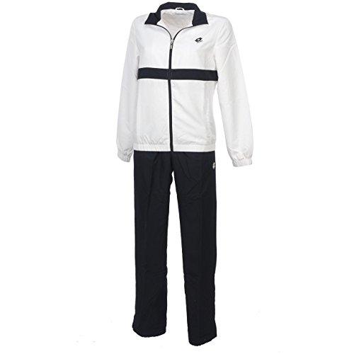 Lotto Suit NOA DB, Damen, White/deep Navy XXL (44)