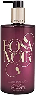 MOR Boutique Rosa Noir Hand and Body Wash, 500ml
