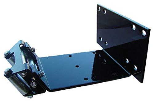 Seilwinden Halterkit Ersatzteil für/kompatibel mit Kawasaki KVF750-650 Brute Force Seilwindehalteplatte Seilwindenanbau