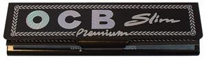 Ocb Premium King Size Slim Rolling Paper With Filter Tips 5 Packs