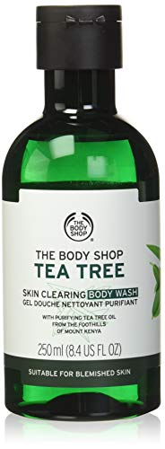 The Body Shop Tea Tree Body Wash 250ml