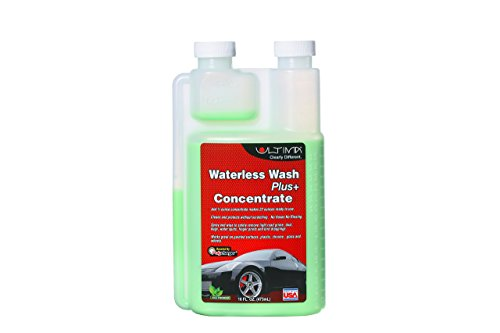 Ultima ULT-8016C Waterless Wash Plus+ Concentrate, 16. Fluid_Ounces