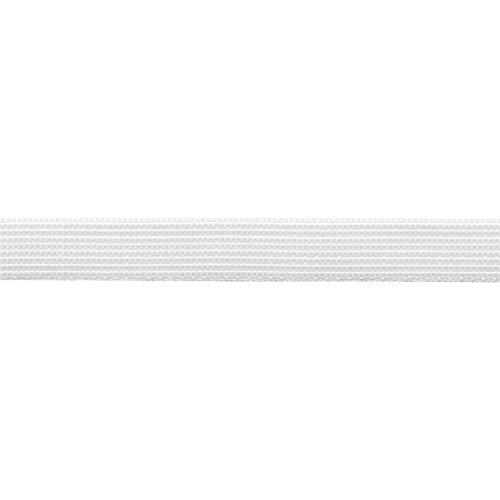 Korsett Stäbchenband Boning Channel Weiß 16 mm Viscose Meterware