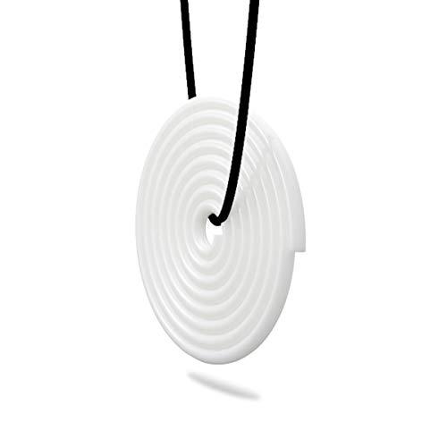 NoNo Spezielles Design 3D-Gedruckter Schmuck Rhythmus Elegante Modellierung Anhänger Schmuck Halskette Zubehör