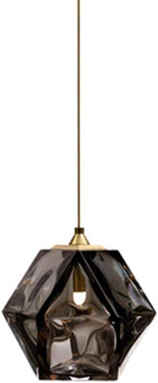 hanging lamos Raleigh Mall Nordic Modern Pendant Chan Glass Max 46% OFF Light Simplicity
