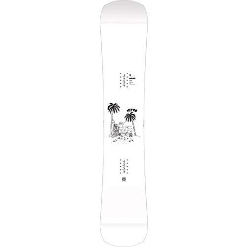 Nitro Snowboards Nitro Snowbaords Herren SHtik '20 Brd Urban Freestyle Twin Board Snowboard, mehrfarbig, 154 cm