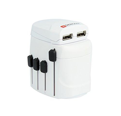 Skross ZUB SKR WAD PROUSBW mit Ladegerate Pro USB weis
