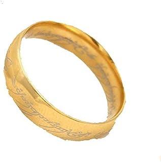 house cloud Anillo Chapado en Oro Tungsten Wedding Band 18 mm Novios creencias de Regalo