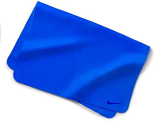 NIKE Swim Towel Toalla, Unisex Adulto, Hyper Cobalt, Talla Única