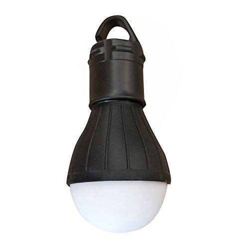 ExtéRieur Lampe De Secours Led Camping Hik Tente PêChe Lanterne Suspendue Noir Kangrunmy