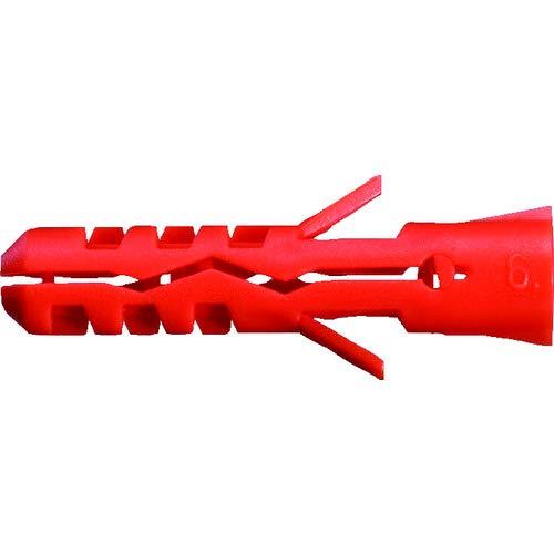 ロブテックス エビ モンゴナイロンプラグ 200本入 6X30mm MP630B