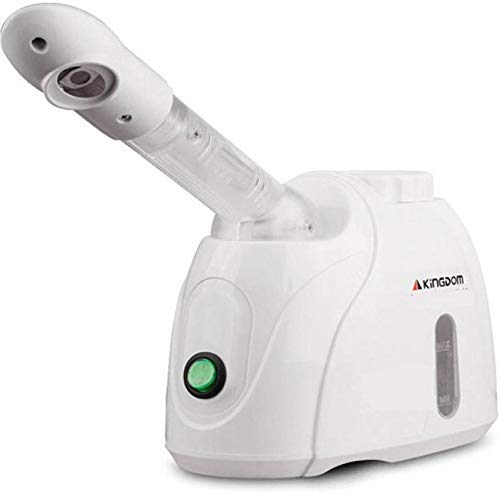 Welocity Professional Kingdom K-33S Steamer For Cold and Cough Nose Facial at Home ( Vicks can be added )