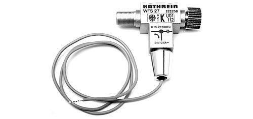 Kathrein WFS 27 Fernspeise-Weiche (F-Connector-HF-Anschluß, Kabel Anschluß)