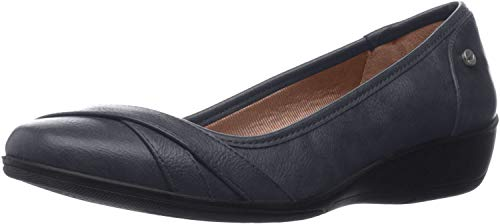Top 10 best selling list for navy blue flat shoes free shipping
