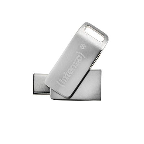 Intenso cMobile Line 16GB Dual USB-Stick USB 3.1 Type-C silber