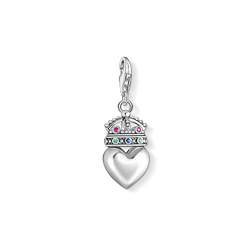 Thomas Sabo Damen -Clasp Charms 925 Sterlingsilber 1544-498-7