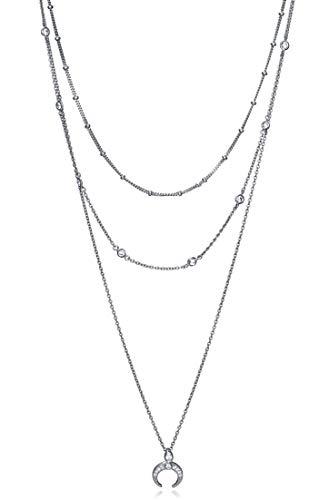 Collar plata Viceroy Jewels 4125C000-38