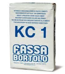 KC1 KG 25 INTONACO DI FONDO