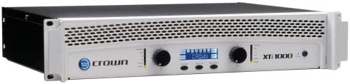 lowest Crown XTI wholesale 1000 Digital online Power Amplifier, 1400 Watts outlet sale
