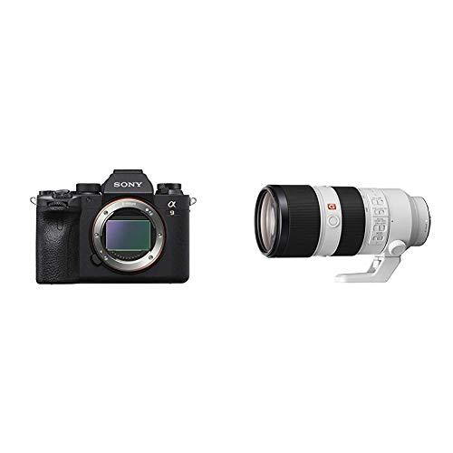 Why Choose Sony a9 II Mirrorless Camera: 24.2MP Full Frame Mirrorless Interchangeable Lens Digital C...