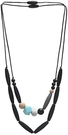 Chewbeads Brooklyn Collection Metropolitan Necklace Black product image