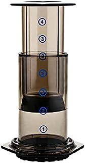 KU Syang Coffee and Espresso Maker Portable Espresso Maker Manual Pressure Pot Quickly Makes Delicious Coffee