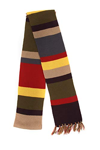 S'enfuir Doctor Who The Doctor quatri-me -charpe adulte One-Size