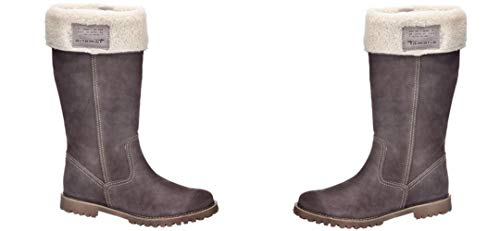 Tamarise dames winterlaarzen damesschoenen, 298488 EU 37-42, grijs