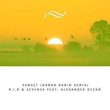 Sunset (Arma8 Radio Remix)