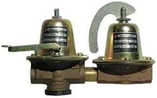 Bell & Gossett F-3 Dual Unit Pressure Reducing Valve with Fast Fill, 1/2