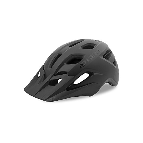 Giro Fixture Adult Recreational Cycling Helmet  Universal Adult 5461 cm Matte Black