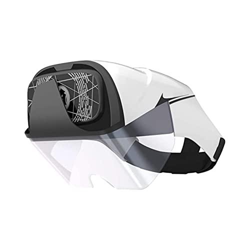 WGLL VR Auriculares 3D VR Lentes VR Gafas para los teléfonos iPhone/Android en la Pantalla 4.2-5.7 Pulgadas,...