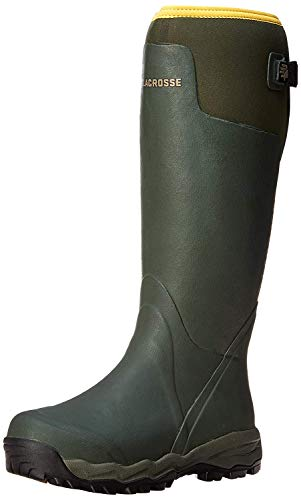 LaCrosse Men's Alphaburly Pro 18' Hunting Boot,Green,6 M US