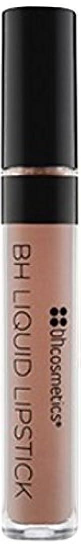 効能マティス道路BHCosmetics BH化粧品リキッド長期着用マットリップスティック、 砂の