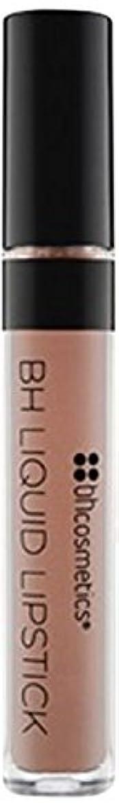 家庭教師社交的ガロンBHCosmetics BH化粧品リキッド長期着用マットリップスティック、 砂の