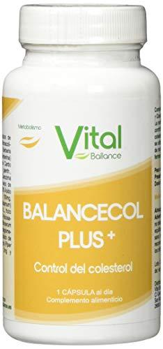 VITAL BALLANCE BALANCECOL Plus 30cap, Negro, Normal