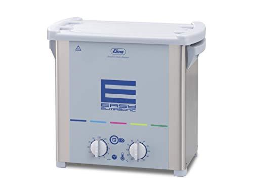 Elmasonic Easy 40H Ultraschallreinigungsgerät mit Heizung 4 Liter 37kHz 230V made in Germany Reinigung von Schmuck, Uhrenteile, Abdrucklöffel, Brillen, Metallteile, Laborinstrumente