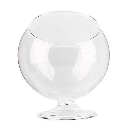 Vase Runde Form Glas Pflanze Blume Landschaft Vase Container Transparente Hydroponik Vase Aquarium Fishbowl Home Decor