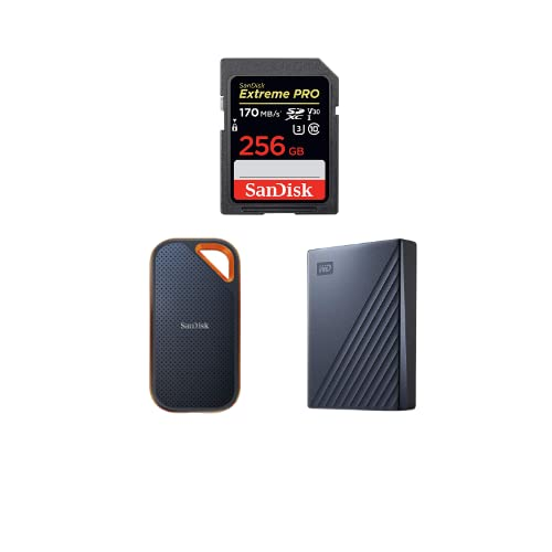 Up to 30% off WD Drives & Sandisk Memory Products