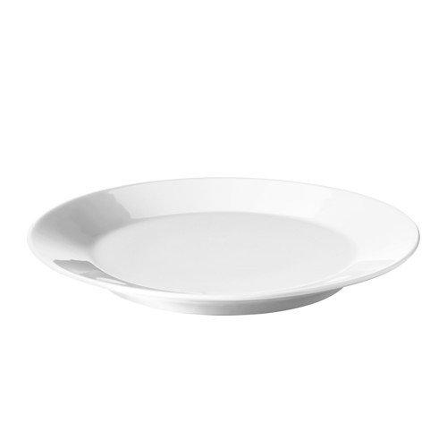 IKEA 365+ Teller in weiß; (20cm)