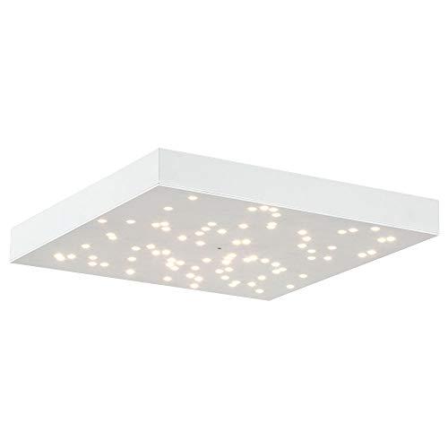 V-TAC Plafón LED 8 W, Cuadrado Blanco Color Cambia 2 en 1...
