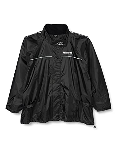 Oxford Products Oxford Rainseal All Weather Over Jacket Veste équitation, Black, 5XL Mixte