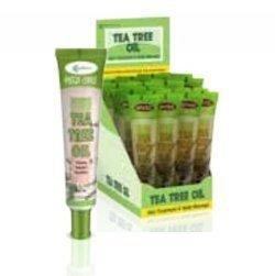 Difeel Mega Care Hair Oil - Tea Tree Oil 1.4 ounce (Pack of 6)