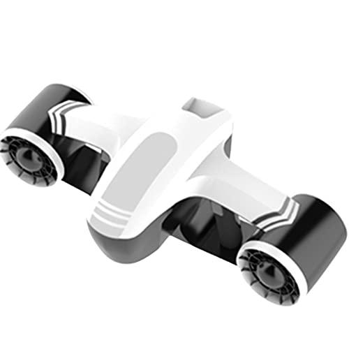 DUTUI Elica Booster Subacquea per Esterni Elica Subacquea Auto-Nuotante Sommergibile per Scooter Subacqueo Gioco in Piscina (Colore Casuale)