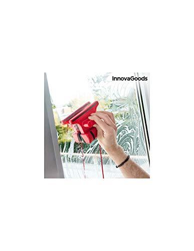 Limpiacristales Magnético InnovaGoods color Rojo