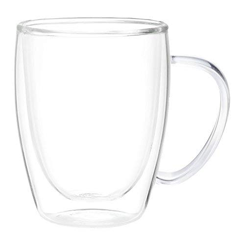 Schonhuber Bicchiere té Doppia Parete in Vetro cl. 0,22