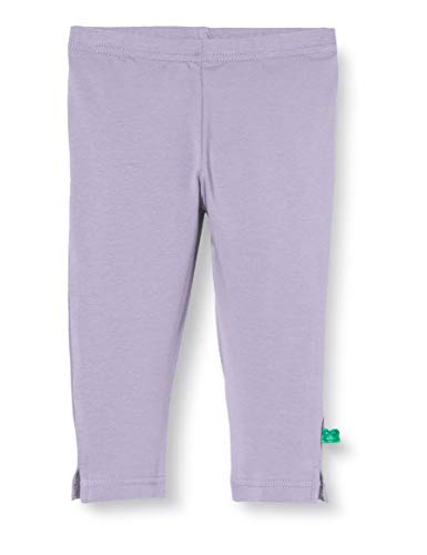 Fred'S World By Green Cotton Alfa 3/4 Leggings, Violet (Lavender 015381701), 98 Bébé Fille