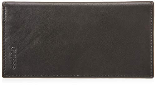 GUESS Men's Leather Secretary Wallet